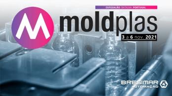Bresimar Automação com demonstrações de ROBÓTICA ao vivo na Moldplás 2021