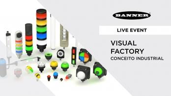 Live Event - Conceito Industrial de VISUAL FACTORY