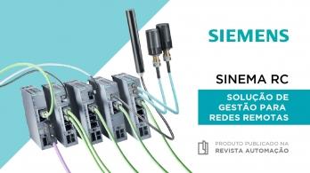 SINEMA RC - Solução de gestão de redes remotas