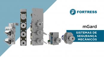 mGard - Sistema de segurança mecânico por bloqueio de chaves da Fortress Interlocks