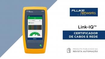 LinkIQ - Verificador de Cabos + Rede da Fluke Networks