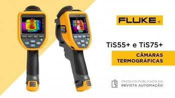 Novas câmaras termográficas Fluke