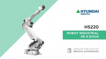 Robot industrial HS220 da Hyundai Robotics