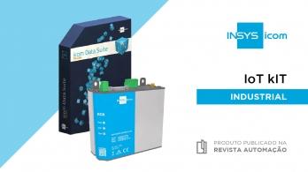 Kit Industrial IoT da INSYS