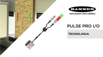 Conceito PULSE PRO I/O da Banner Engineering