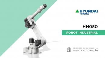 Robot industrial HH050 da Hyundai Robotics