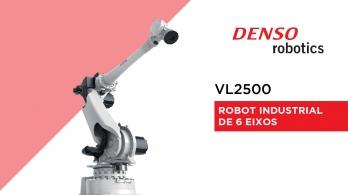 VL2500 da DENSO Robotics - Robot de 6 eixos