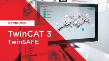 Beckhoff TwinCAT 3 - TwinSAFE