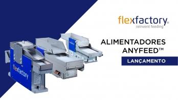 Alimentadores ANYFEED™ da Flexfactory