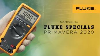 Campanha Fluke Specials Primavera 2020