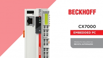 Embedded PC CX7000 da Beckhoff