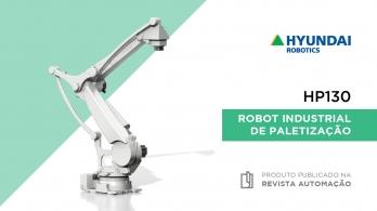 HP130 - Robot de paletização da Hyundai Robotics