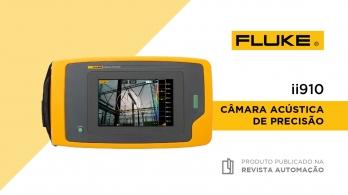 Câmara acústica de precisão FLUKE ii910
