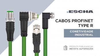 Cabos PROFINET Type R ESCHA