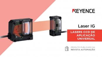 Lasers IG - Laser CCD de aplicação universal
