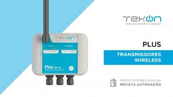 Transmissores sem fios PLUS da Tekon Electronics