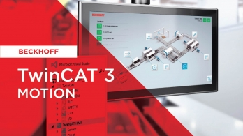 Beckhoff TwinCAT 3 - Motion