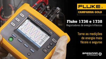 Promotional Campaign Fluke Gold for Energy Logger