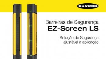 Barreiras de Segurança EZ-Screen LS