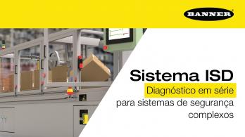 Banner Engineering - Sistema Diagnóstico em Série (ISD)