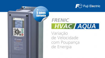 Frenic HVAC and FRENIC AQUA by Fuji Electric