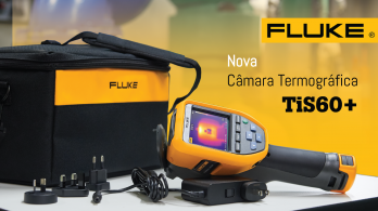 TiS60+ The new FLUKE Thermal camera
