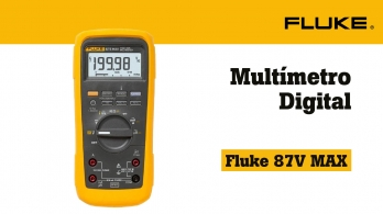 Multímetro Digital - Fluke 87V MAX