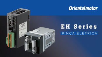 New Orientalmotor Electric Gripper - EH Series