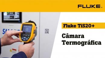 Câmara Termográfica - Fluke TiS20+