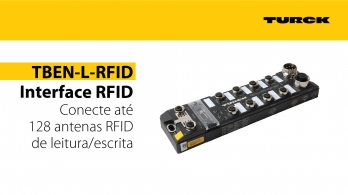 Turck - Interface TBEN-L-RFID