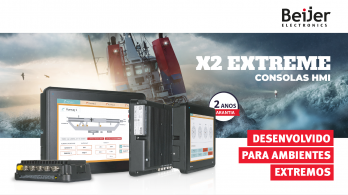 X2 extreme HMI panels by Beijer
