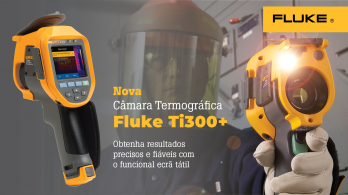 New Fluke Thermal Camera Ti300+