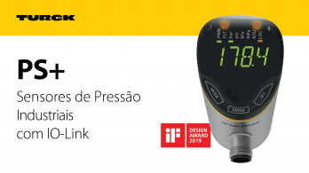 New Turck PS + Pressure Sensors
