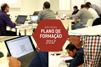 Newsletter #1 - Plano de formação
