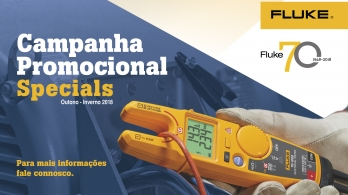 Fluke Specials Promotional Campaign