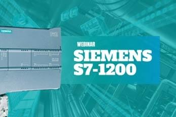 Webinar Siemens - S7-1200