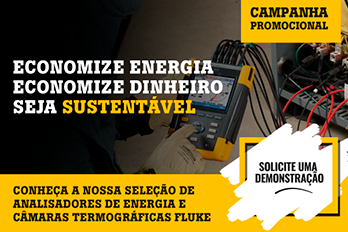 Newsletter #20 - Campanha de final de ano Fluke