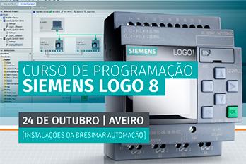 Newsletter #18 - Curso de Programação Siemens LOGO 8
