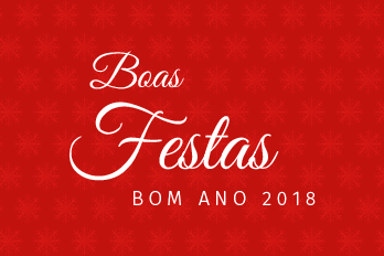 Newsletter #21 - Feliz Natal e Bom Ano 2018