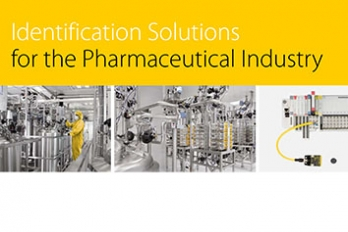Identification Solutions for Pharmaceutical Industry - Turck