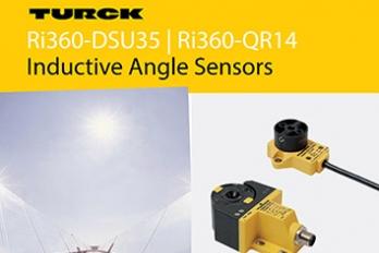 Inductive Angle Sensors Ri360-DSU35 / Ri360-QR14 - Turck