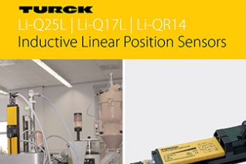 Inductive Sensors for Linear Position - Turck