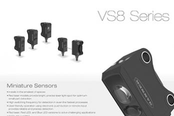 Miniature Sensors VS8 Series