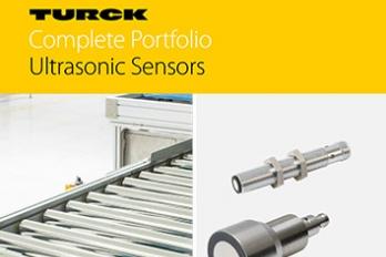 Ultrasonic Sensors - Turck