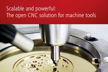 Open CNC Solution for Machine Tools