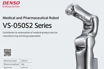 Medical and Pharmaceutical Robot - Denso Robotics