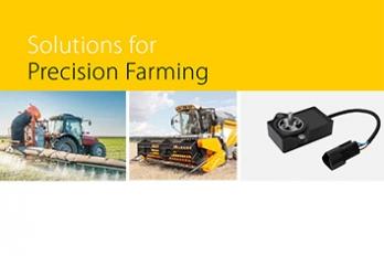 Solutions for Precision Farming - Turck