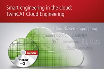 Smart Engineering in the Cloud: TwinCat Cloud Engineering