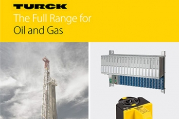 Equipments for Oil and Gas applications - Turck