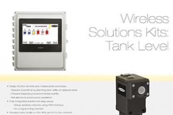 Tank Level Wireless Solutions Kits
